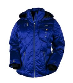 Leighton Jacket, Obermeyer Ski Clothing. This comes in beautiful colors.