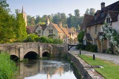 20 pueblos medievales mas bellos de Europa