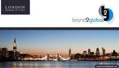 """Geert Hofstede over """"Markten zijn mensen"""", keynote bij het eerste Brand2Global congres"""