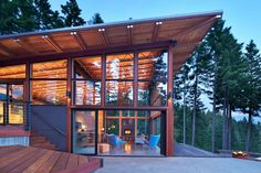 Base Camp by Johnston Architects