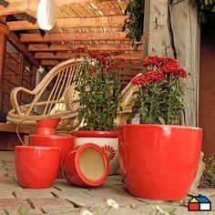 #Macetero #Jardin #Flores #Primavera