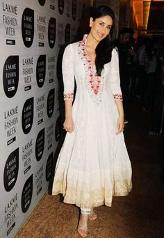 beautiful both: Kareena Kapoor, in Anarkali Dress by Manish Malhotra http://www.manishmalhotra.in/
