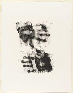 by Jasper Johns