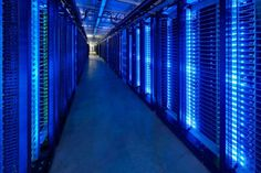 Inside The Oddly Beautiful Data Centres of Google, Microsoft, HP and Facebook
