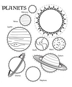 Are you searching for solar system coloring worksheets for your kids? Here are my great finds which you can download and print. These resources feature the different planets, moons and other object...: