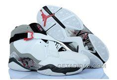 separation shoes 55df4 6f1b6 Air Jordan 8.0 White Varsity Red Grey Vente En Ligne, Price   72.00 - Adidas  Shoes,Adidas Nmd,Superstar,Originals