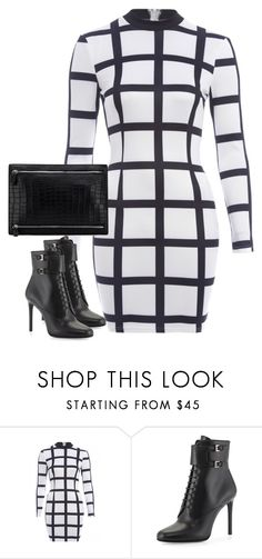 """""""Untitled #2924"""" by officialnat on Polyvore featuring AX Paris and Prada"""