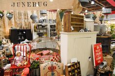 Junebug Furniture & Design ~ Farm Chicks 2010