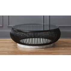 Shop haven coffee table. There are no words to explain the perfection of this table. But we'll try. First off, it's designed by Hettler. Tüllmann, whose fresh take on furniture we love. Second, it's insanely chic.