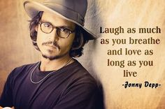 #laugh #live #motivation #motivationalquotes #positivevibes #inspirationalquotes #inspiration #johnnydepp #johnny #quotes #quote #vibes #lifestyle #life #actor #hollywood #celebrity #amazing #cool #beautiful #awesome #bestoftheday #people #world #smile #energy #style #art #artist http://tipsrazzi.com/ipost/1510095008556336514/?code=BT072jSF0WC