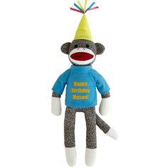 Sock monkey baby, Monkey baby and Baby booties on Pinterest
