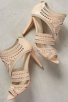 AERIN LIA HEELS....you can purchase this gorgeous shoe on at Von Maur---Riverchase #inspiration