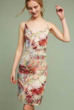 Florentine Sheath Dress