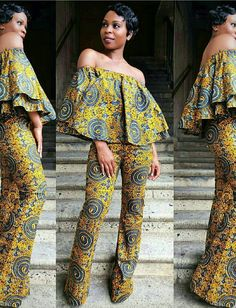 #africanfashion