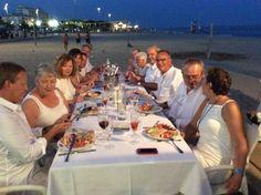 Sopar de platja 2015