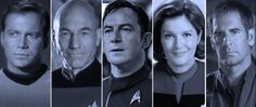 Captain Who'd Survive Longest in a Horror Film Is...   Which Star Trek Captain would survive the longest in a horror film? That's the question StarTrek.com asked for our latest weekly poll. Thousands of fans voted choosing from Kirk Picard Sisko Janeway Archer Georgious and Lorca and here are the results:  Captain Kirk (28%)  Captain Sisko(18% 857 votes)  Captain Picard (18% 854 votes)  Captain Lorca (17%)  Captain Janeway (14%)  Captain Archer (4%)  Captain Georgiou (1%)  And how many votes…