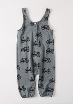 Bicycle jump suit. #children #clothing #baby