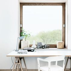 workspace wood windows traditional texture metal lamp industrial accessory Japanese Trash masculine design tastethis inspiration