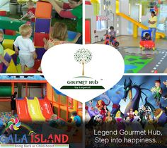 Get ready.. Gala Island a kids and adults amusement and entertainment center coming up at #Legend #GourmetHub shortly.. A Perfect Hangout and ultimate fun, food and family #entertainment #destination at Pachim Vihar...
