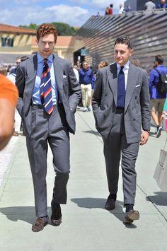 Jake Grantham and Alex Pirounis.
