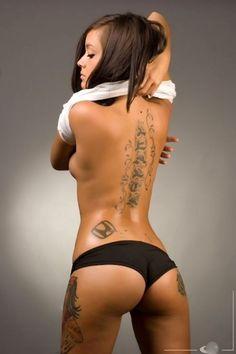 "☜♥☞ º°""˜`""°º☜♥ #sexy #awesome #legs #fashion #intopshape #fitness #light #perfect #workout #color #tattoo #lingerie #brunette #eyes #back #piercing #fotoART ♥☞ º°""˜`""°☜♥☞"