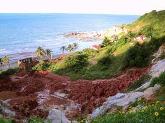 Praia da Peroba, ICAPUÍ, CEARÁ - BRASIL