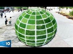 10 OPTICAL ILLUSIONS That Will Blow Your Mind | LIST10 - YouTube