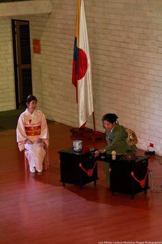 Ceremonia de Té Sadô 茶の湯