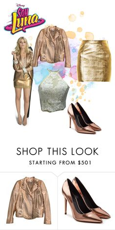"""""""soy luna"""" by maria-look on Polyvore featuring Givenchy, Alexander Wang and Yves Saint Laurent"""