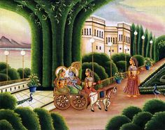 Design Decor & Disha: Indian Art: Pichwai Paintings Of Rajasthan Pichwai Paintings, Krishna Art, Shree Krishna, Radhe Krishna, Indian Textiles, Mural Art, Gods And Goddesses, Decorating Blogs, Indian Art