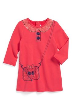 LITTLE MARC JACOBS Sweater Dress (Baby Girls) available at #Nordstrom