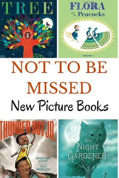 What are the not to be missed new books of 2016? Here are 10 of our favorite picture books for children. A great summer reading book list too.