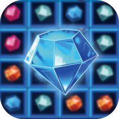 #NEW #iOS #APP Fancy colour diamond crush - Min Kuang