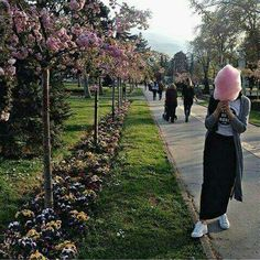 """Find and save images from the """"hijab"""" collection by ece (xgodofdark) on We Heart It, your everyday app to get lost in what you love. Hijab Collection, Mode Hijab, Getting Out, Life Goals, Hijab Fashion, Couple Goals, Find Image, We Heart It, Beauty"""