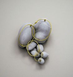 Tammy Young Eun Kim: contemporary metalsmith & jeweler - 2013 #ContemporaryJewelry