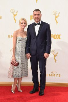 Naomi Watts in Dior Couture at the 2015 Emmys