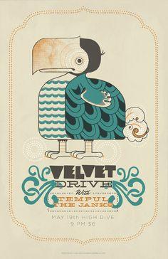 Velvet Drive by ~chibighibli on deviantART