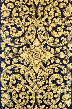 Stencil Patterns, Zentangle Patterns, Muay Thai Tattoo, Thai Pattern, Tibetan Art, Tanjore Painting, Thai Art, Lace Tattoo, Vector Flowers