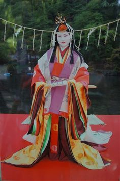 heian robe layers - Google Search