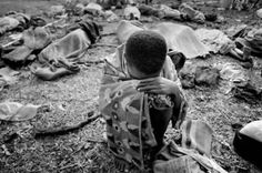 """""""Break my heart for what breaks yours"""" always remembering the Rwandan genocide and I cry every time I see this photo"""