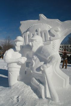 St Paul Minnesota Winter Carnival, picture by Christine Wisch | Smug Mug