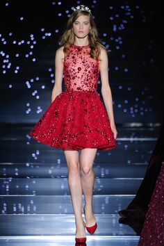Zuhair Murad Fall/Winter 2015-2016 Fashion Show