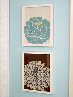 Framed Fabric for the walls = cheap art :) Crafts To Do, Diy Crafts, Tree Crafts, Dollar Tree Frames, Framed Fabric, Fabric Scraps, Scrap Fabric, Fabric Art, Fabric Samples