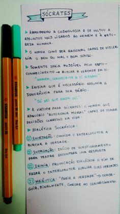 Sócrates Mind Maps, Study Philosophy, Mental Map, Psychology Student, Study Organization, Study Methods, School Study Tips, Study History, Study Help