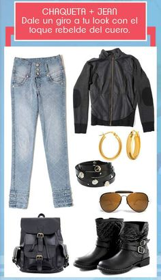 OUTFITS Recomendados #TyTJeans jeanstyt.com/...
