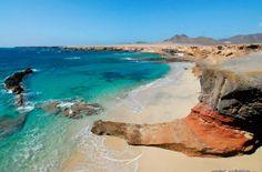 Playa de Los Ojos. Punta de Jandia. Foto de Los Viajeros