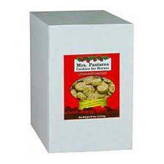 Mrs. Pastures Horse Cookies Refill Box 35 lb - Item # 30451