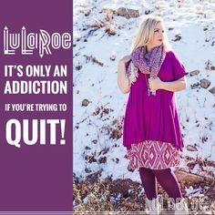 LuLaRoe shopping meme for fall