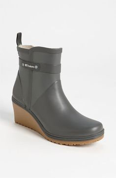 Tretorn 'Plask' Rain Boot (Women) available at #Nordstrom