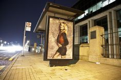 Intervention in front of Financial Times, Southwark Bridge Road - LondonPhoto: Mark Rigney